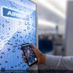 Airbus начал испытания «умного салона» на борту реального самолета